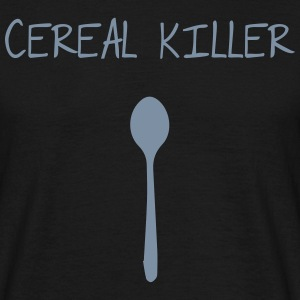Cereal Killer T-Shirts - Männer T-Shirt