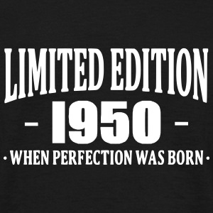 Limited Edition 1950 T-Shirts - Männer T-Shirt