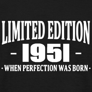 Limited Edition 1951 T-Shirts - Männer T-Shirt