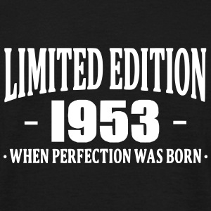 Limited Edition 1953 T-shirts - Mannen T-shirt
