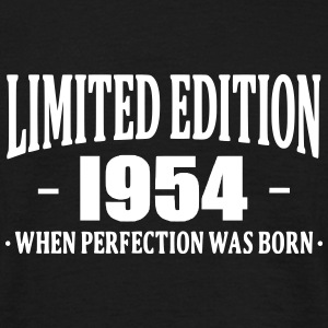 Limited Edition 1954 T-Shirts - Männer T-Shirt