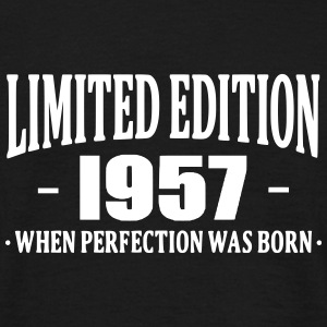 Limited Edition 1957 T-shirts - Mannen T-shirt