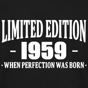 Limited Edition 1959 T-shirts - Mannen T-shirt