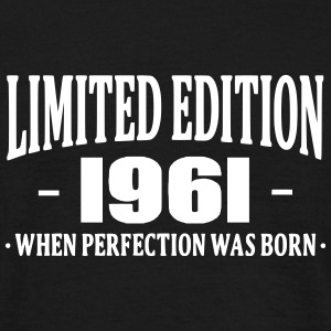 Limited Edition 1961 T-Shirts - Männer T-Shirt