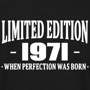 Limited Edition 1971 T-shirts - Mannen T-shirt