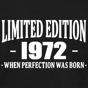 Limited Edition 1972 T-shirts - Mannen T-shirt