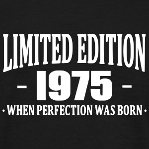 Limited Edition 1975 T-Shirts - Men's T-Shirt