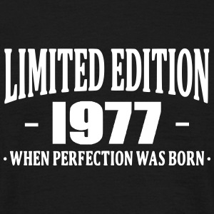 Limited Edition 1977 Tee shirts - T-shirt Homme