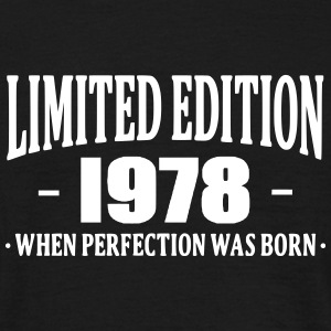 Limited Edition 1978 Tee shirts - T-shirt Homme