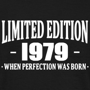 Limited Edition 1979 T-shirts - Mannen T-shirt