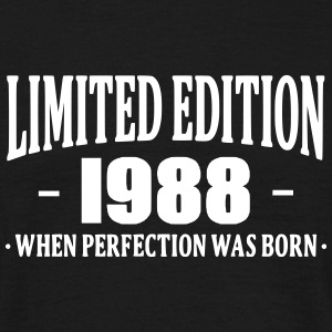 Limited Edition 1988 Tee shirts - T-shirt Homme