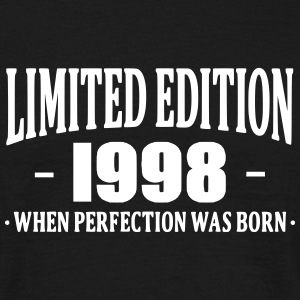 Limited Edition 1998 Tee shirts - T-shirt Homme