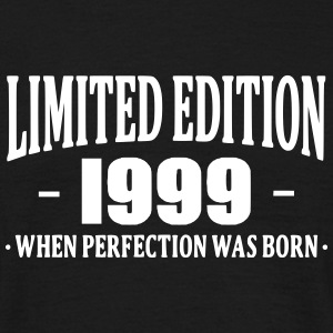 Limited Edition 1999 T-shirts - Mannen T-shirt