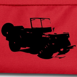 US Jeep Willys Ford - Kinder Rucksack