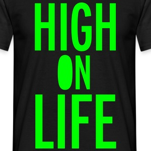 High On Life T-Shirts - Männer T-Shirt