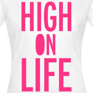 High On Life T-shirts - T-shirt dam