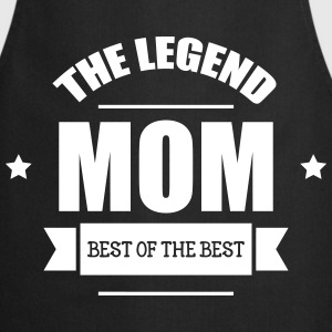 Mom, The Legend !  Aprons - Cooking Apron