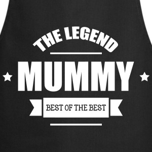 Mummy, The Legend !  Aprons - Cooking Apron