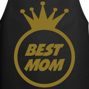 Best Mom Kookschorten - Keukenschort