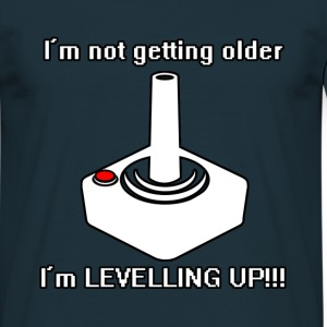 Levelling Up - Men's T-Shirt