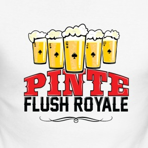 PINTE FLUSH ROYALE Manches longues - T-shirt baseball manches longues Homme
