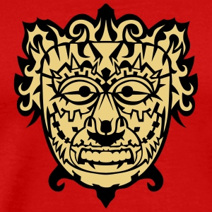 masque azteque figure mask 25093 Tee shirts - T-shirt Premium Homme