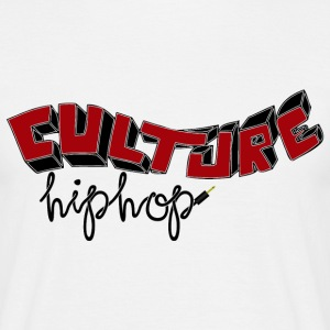 Culture HIP HOP - T-shirt Homme