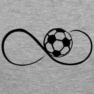infinie football  ballon infinity 0 Manches longues - T-shirt manches longues Premium Femme