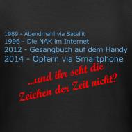 Motiv ~ Zeichen-der-Zeit-Shirt