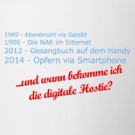 Motiv ~ Digitale-Hostie-Tasse