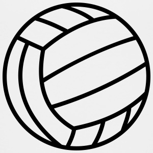 Volley-ball Volleyball Volley Ball balle Volley  Tee shirts - T-shirt Premium Ado