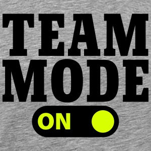 Team Mode on T-shirts - Premium-T-shirt herr