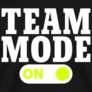 Team Mode on Camisetas - Camiseta premium hombre
