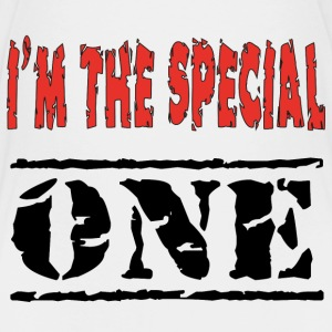 I'am the the special one Shirts - Teenage Premium T-Shirt