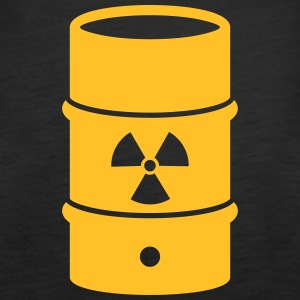 Nuclear waste Tops - Women's Premium Tank Top