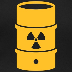 Nuclear waste T-Shirts - Women's Scoop Neck T-Shirt