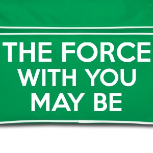 The Force With You May Be Bags & Backpacks - Retro Bag