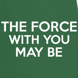 The Force With You May Be Kookschorten - Keukenschort