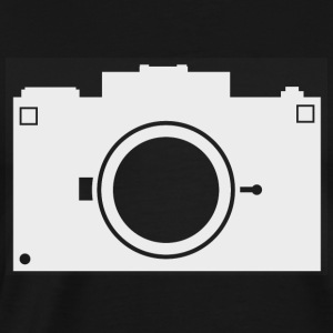 Retro Photography Light T-Shirts - Men's Premium T-Shirt