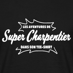 Charpentier Tee shirts - T-shirt Homme