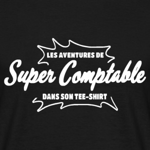Comptable Tee shirts - T-shirt Homme