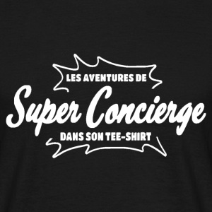 Concierge Tee shirts - T-shirt Homme