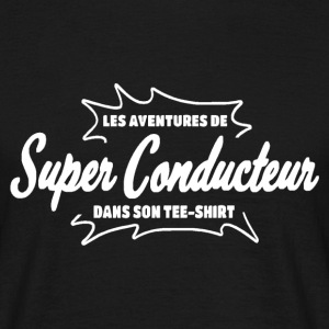 Conducteur Tee shirts - T-shirt Homme