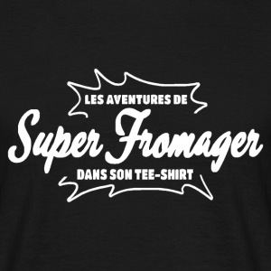 Fromager Tee shirts - T-shirt Homme