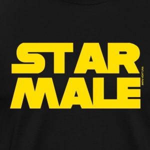 STAR MALE T-Shirts - Men's Premium T-Shirt