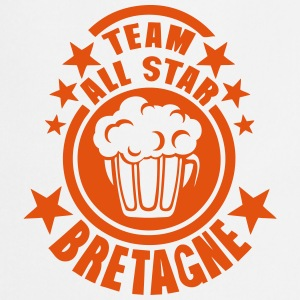 bretagne team all star biere alcool 15 Tabliers - Tablier de cuisine