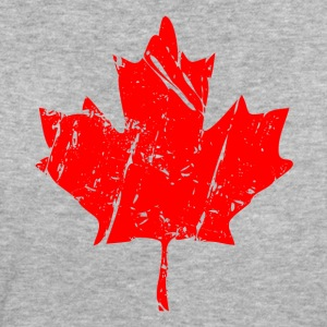 Maple Leaf - Canada - Ahornblatt T-Shirts - Frauen Bio-T-Shirt