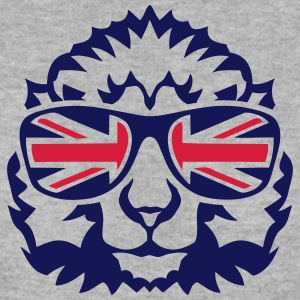 lion tete lunette drapeau anglais 1 Sweat-shirts - Sweat-shirt Homme