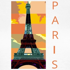 Paris T-shirts - Vrouwen T-shirt