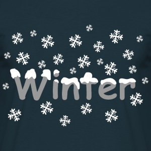 winter T-Shirts - Men's T-Shirt